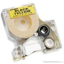 Yellow 12mmX7m for DYMO-500TS Eletronic labelling S0720580