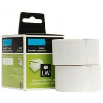 White 89mmX28mm 130psc for DYMO Labelwriter 400 S0722370
