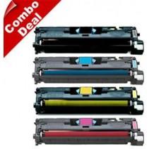 Amarelo para HP Laser Cor 1500/2500N/2550 LBP5200-4KQ3962A