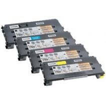 Yellow para Optra Color C500N, X 500 N, X 502 N 504 N. 3K