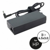Notebook Adapter HP 19.5V 90W 4.62A 4.5x3.0+pin(90angle,blu)