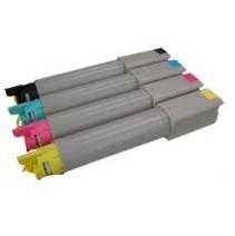 Yellow para OkiC 3300N,3400N 3450N,C3600-2K 43459337