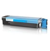 Toner Ciano com chip para- OKI C5600XX/C5700XX -2K