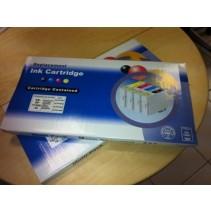 10 Cartucho para T01811-1812-1813-1814 (4x black+6 color)