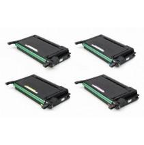 Azul reg para Samsung Clp 650, 600N, 650N.4K pag CLP-C600A