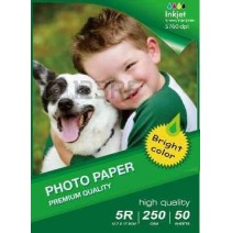13X18CM A4 RC Glossy Inkjet Photo Paper 260g-50 Folhas