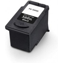15ML Black para Canon Pixma TS5350,5351,5352,5353PG-560XL