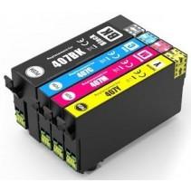 Black compatible Epson WF-4745 Series-2.6KC13T07U140