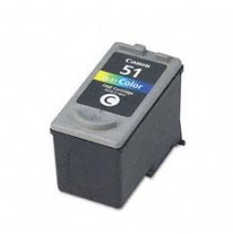7MLX3 Rigenerate Canon Color For PIXMA IP2200 IP6210D CL-51