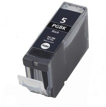 Preto  26ML Com Chip Compativel Para Canon Serie 8