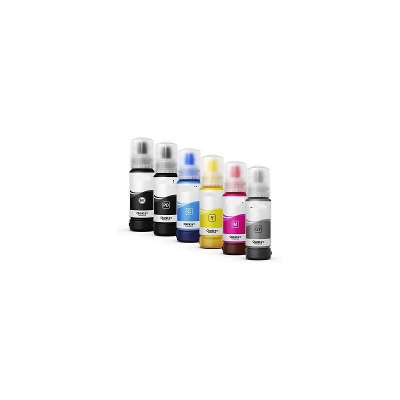 Yellow Dye para Epson EcoTank ET-8500,8550-70MLC13T07B440