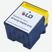 Cartucho para Epson Stylus Photo Cor 790/870/890