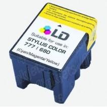 Cartucho  para Epson Stylus Cores 680 Cores-T018