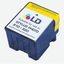 Cartucho para Epson Stylus Photo 810/830/830U/925/930