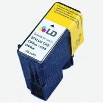 11ml para Epson Stylus C42 PLUS/C42S/C42UX/C44 NERO