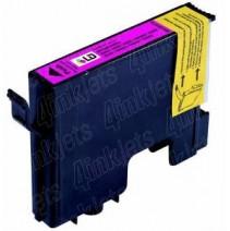 18ml Epson Stylus Photo 600 Magenta R200/R300/RX-fotografico