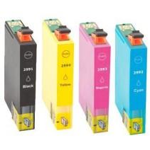 15MLBlack para Epson XP235/XP332/XP335/XP432/435-470Pag29XL