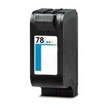 30ml Cores para HP Desk Jet 930C/940C/950C - C6578A -  78A