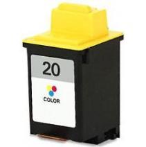 30ML Regenerada Cores para LEXMARK X63/X70/X83  20