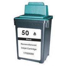 40ml Lexmark Printer Regenerada Jet Z12/22/32-Preto  50