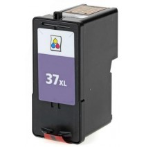 Regenerada 3C 37xl Lexmark cartucho de tinta cor 18C2180E