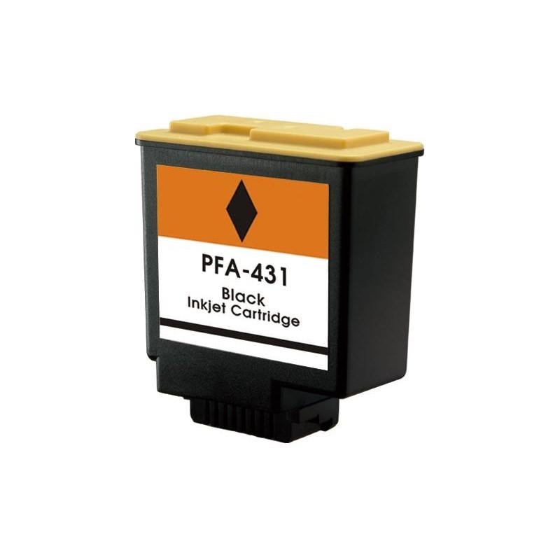Cartucho vermelha e preto para a Philips IPF 325/355/375 Fax