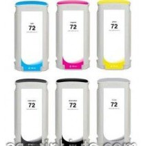 130ml Dye Grigio por HP Designjet T1100,T1200,T1300,T230072