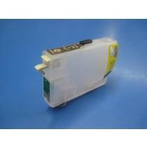 Chip Autoreserta Vazio 14ml  para Epson 801 Preto